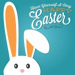 Easter Bunny is Coming – Good Friday, April 3rd from 11 – 1!